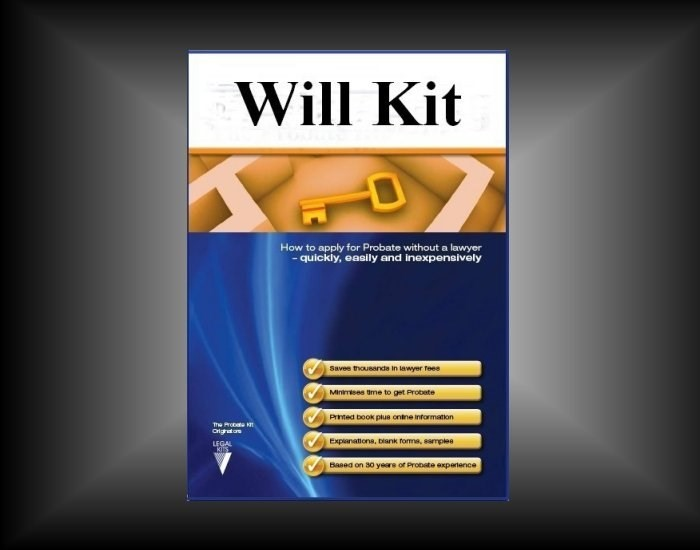 How to make your will in australia from the will kit originators diy will kit for australia solutioingenieria Image collections