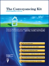 Legal kits of victoria conveyancing kit diy conveyancing kit for victoria solutioingenieria Image collections
